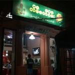 Local beer hall, downtown Yangon