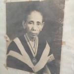 Daw Saw Mya Aye Kyi, important teacher & promoter of Burmese music