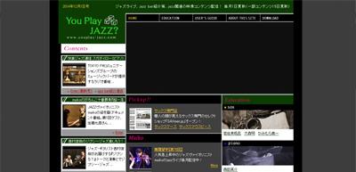 You Play Jazz